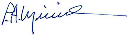 peter micciche signature